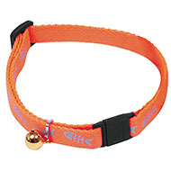 Collier pour chat - Fluo Fish - orange