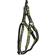More informations about: Step in harness for cat - Bubbles - Green