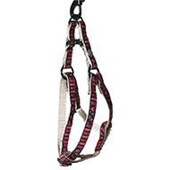 More informations about: Step in harness for cat - Bubbles - Pink