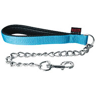 More informations about: Dog Lead chain - blue