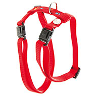 More informations about: Harness for cat - cat paws - red