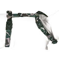 Harness for cat - Camouflage
