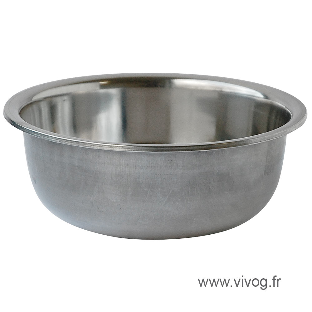 Bowl stainless steel - Classic