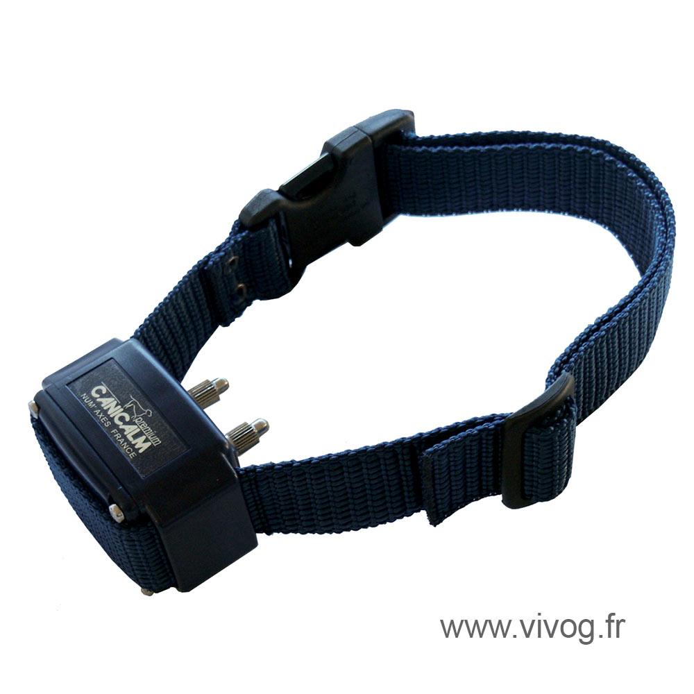 Collar for bark regulation - CANICALM PREMIUM - adjustable