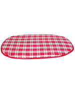 Coussin plat ovale CHAMPETRE - 050cm