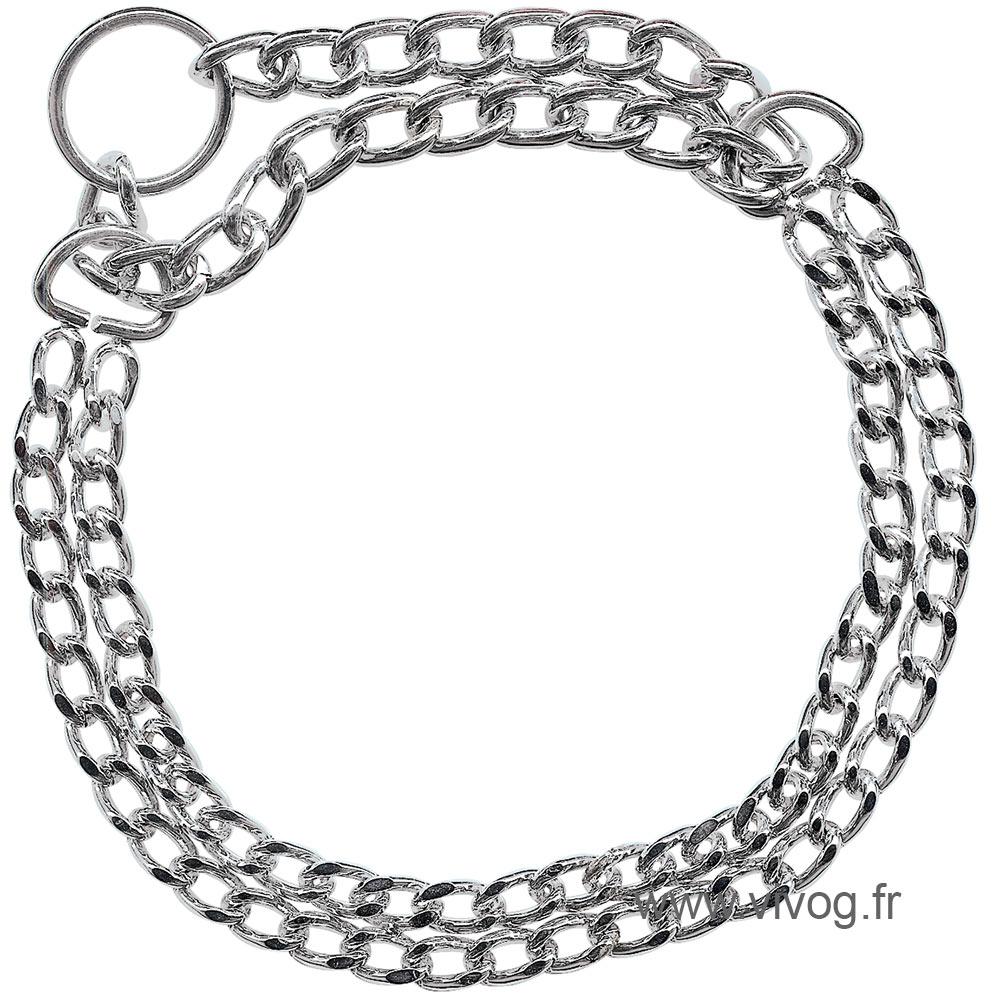 Collier SEMI-ETRANGLEUR - métal