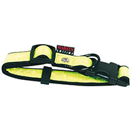 More informations about: Yellow reflective collar for dog hunting