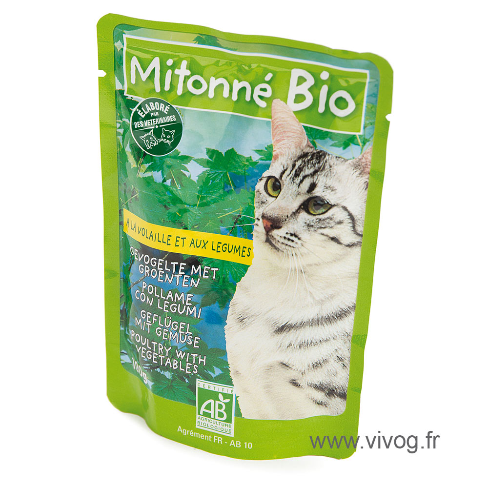 Bio simmered for adult cats