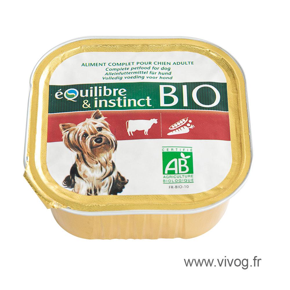 Patee Dog - organic feed