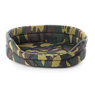 More informations about: Dog basket - Camouflage