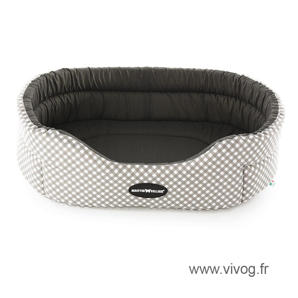 Dog basket - Classic Grey