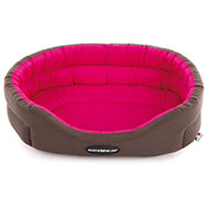 More informations about: Dog basket - Classic Pink