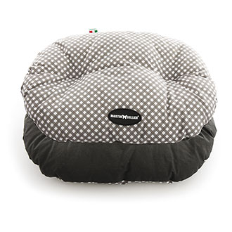 Dog cushion - Classic Grey