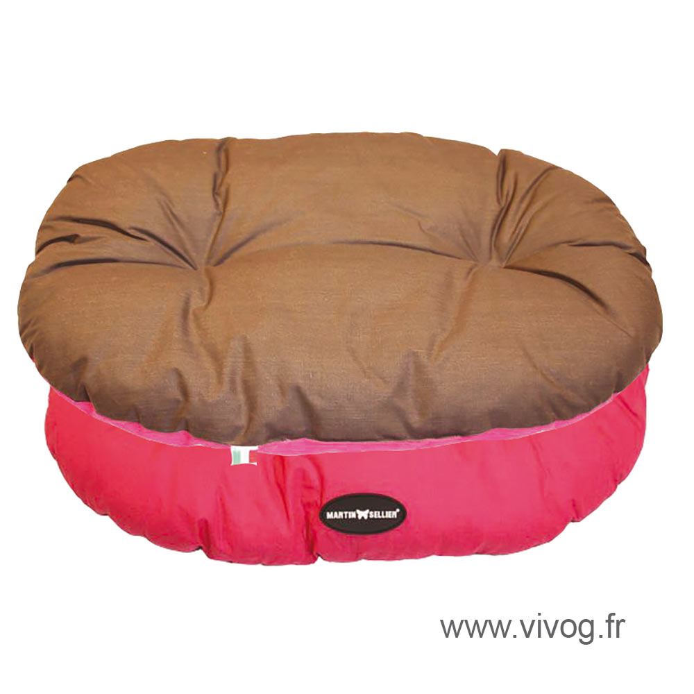 Dog cushion - Classic Pink