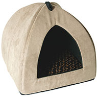 More informations about: Dog tepee - Caramel shock -  45cm