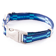 More informations about: Dog collar - Dream blue