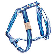 More informations about: Dog harness - Dream blue