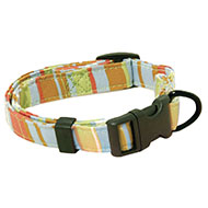 More informations about: Dog collar - Striped