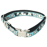 More informations about: Dog collar - Bowxy blue