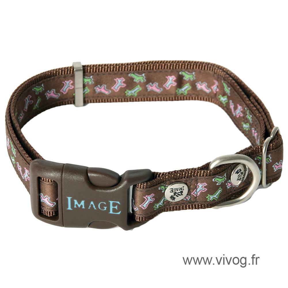 Dog collar - Bayadere