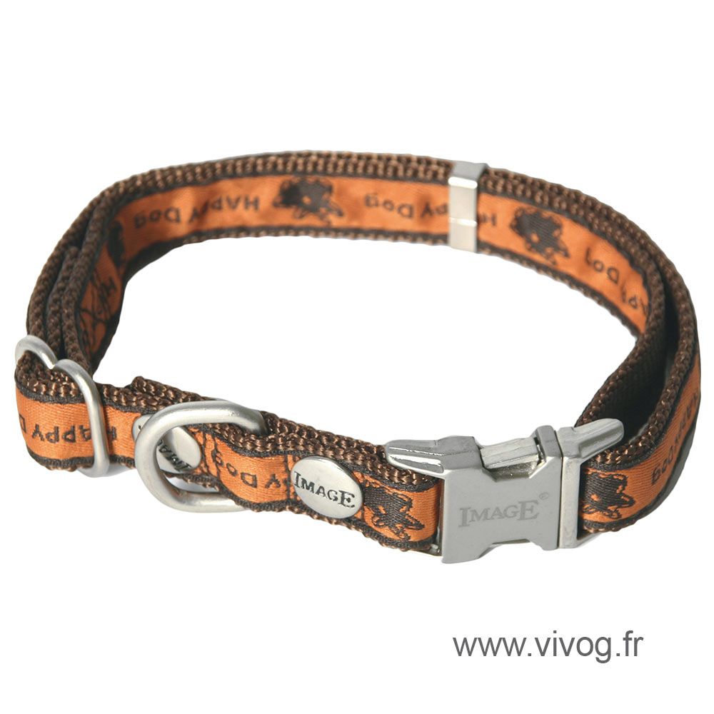 Collier pour chien - Happy dog