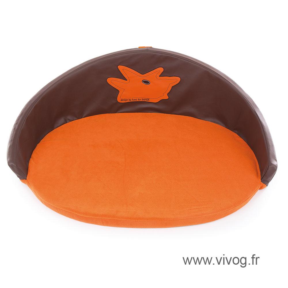 Corbeille panier pour chien - Happy dog - 70 x 52 x 25cm