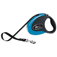 More informations about: Dog lead Flexi - Collection blue