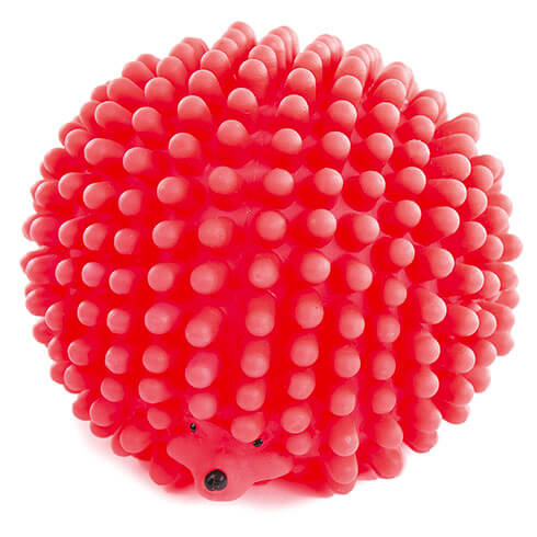 More informations about: Dog Toy - Red Hedgehog