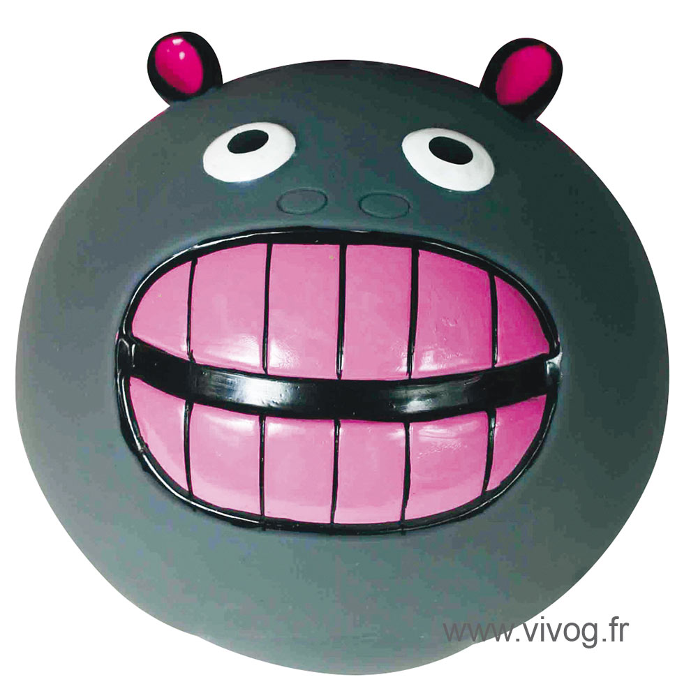 Dog Toy - The fun Balls - Grey