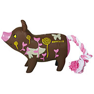 More informations about: Dog Toy - Small pigs - Psycho