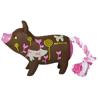 Dog Toy - Small pigs - Psycho