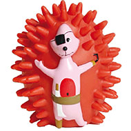 More informations about: Dog Toy - Hedgehogs - Pirate
