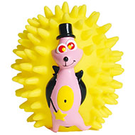 More informations about: Dog Toy - Hedgehogs - Magician
