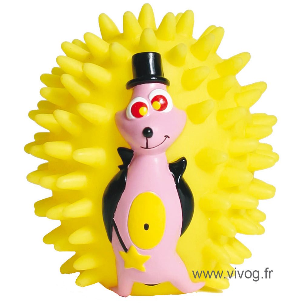 Dog Toy - Hedgehogs - Magician