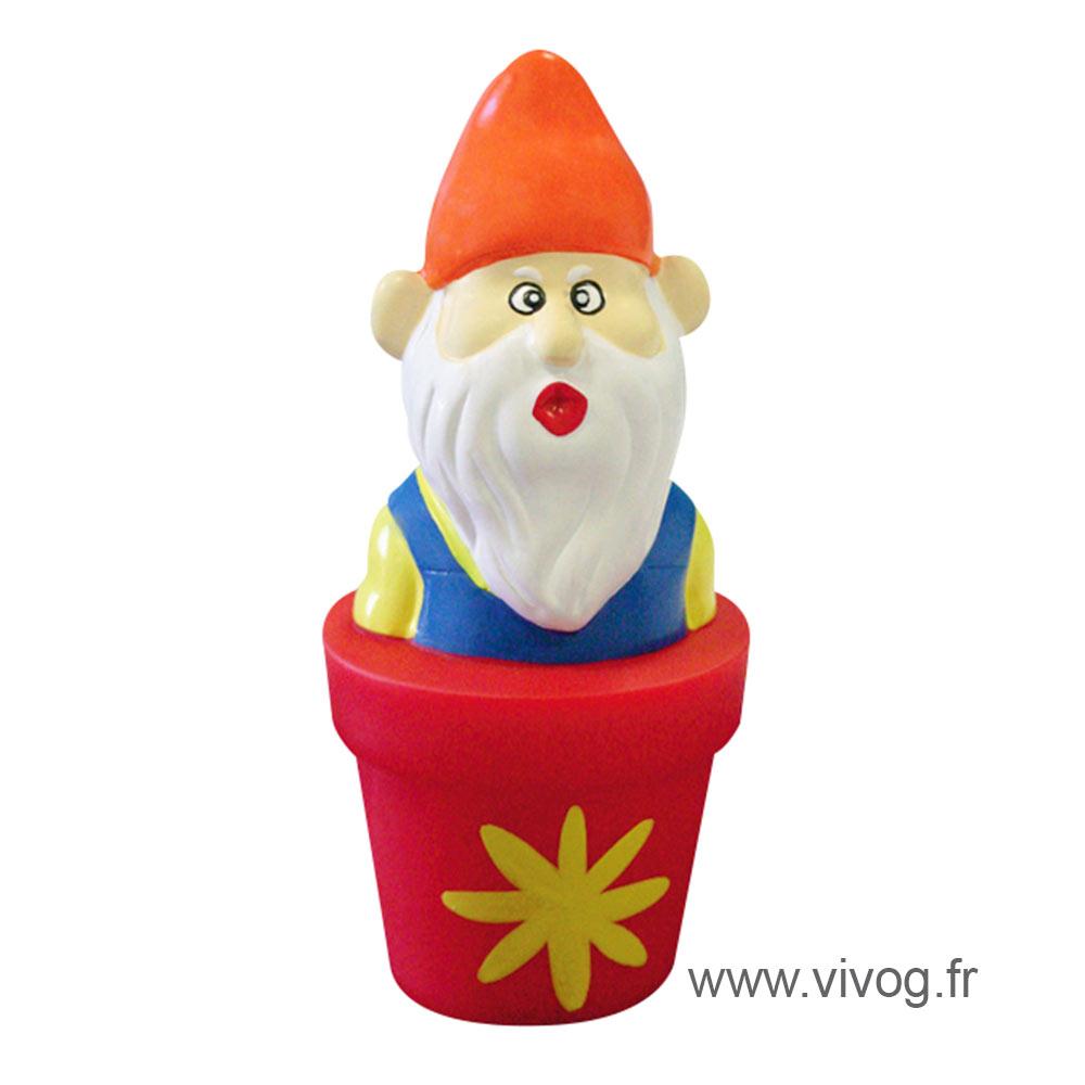 Dog Toy - Hedgehogs - Dwarfs - Dwarf florist
