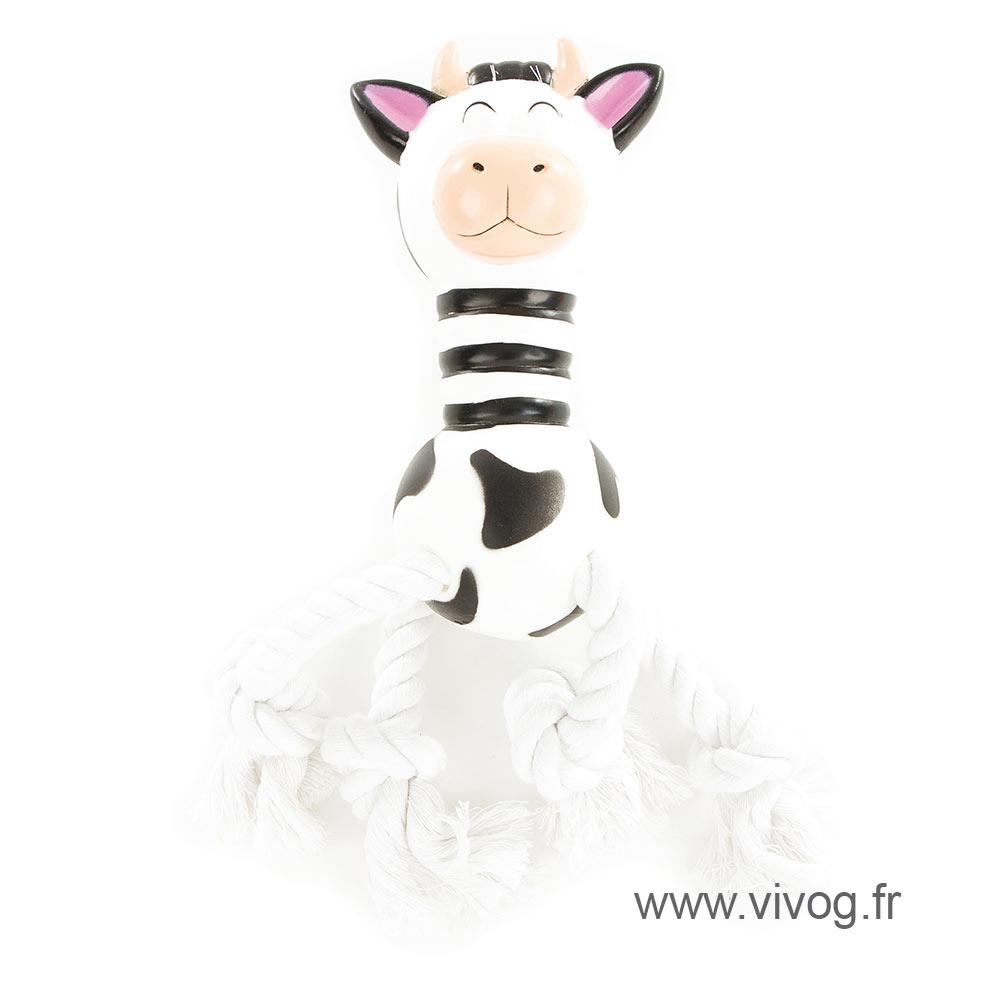 Dog Toy - Super cow