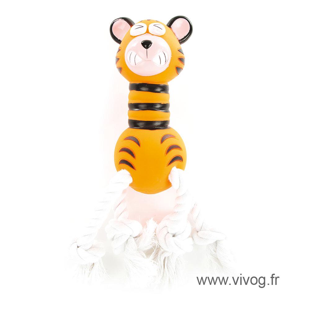 Dog Toy - Super Tiger