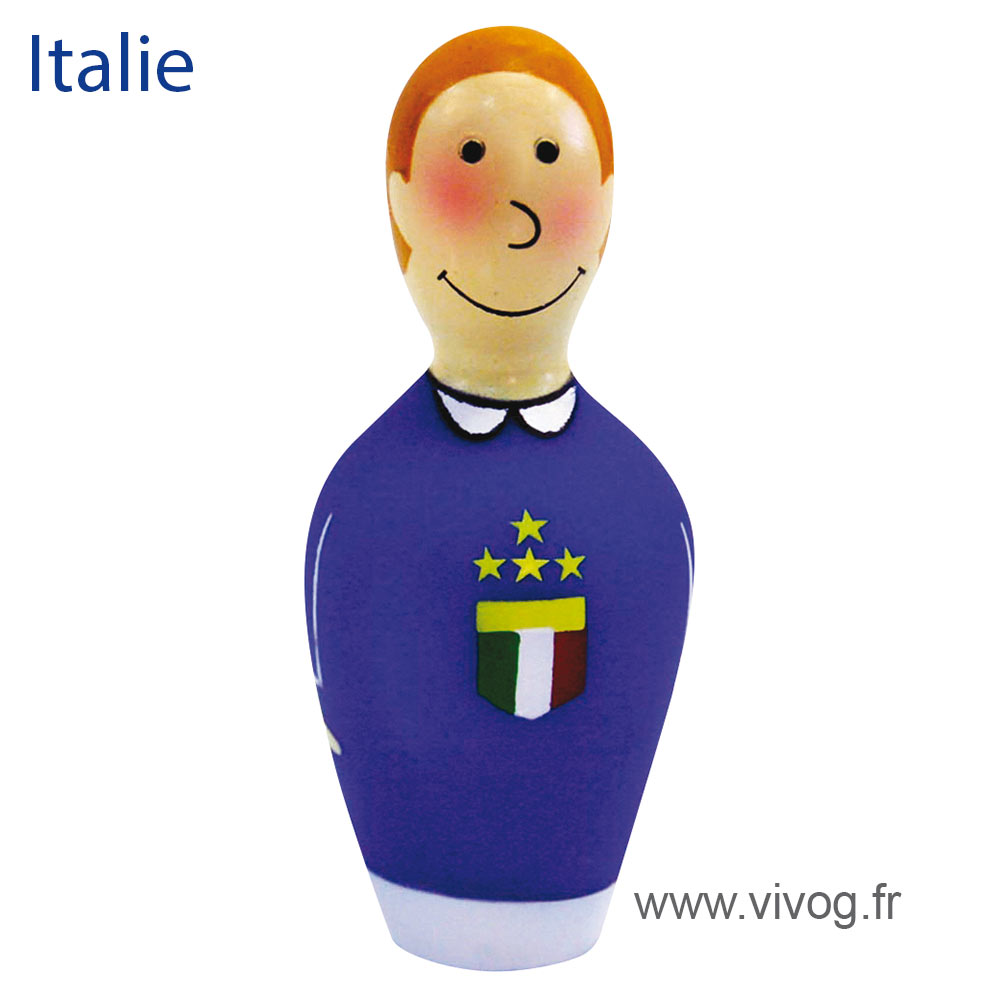 Dog Toy - Bowling football team - Italia