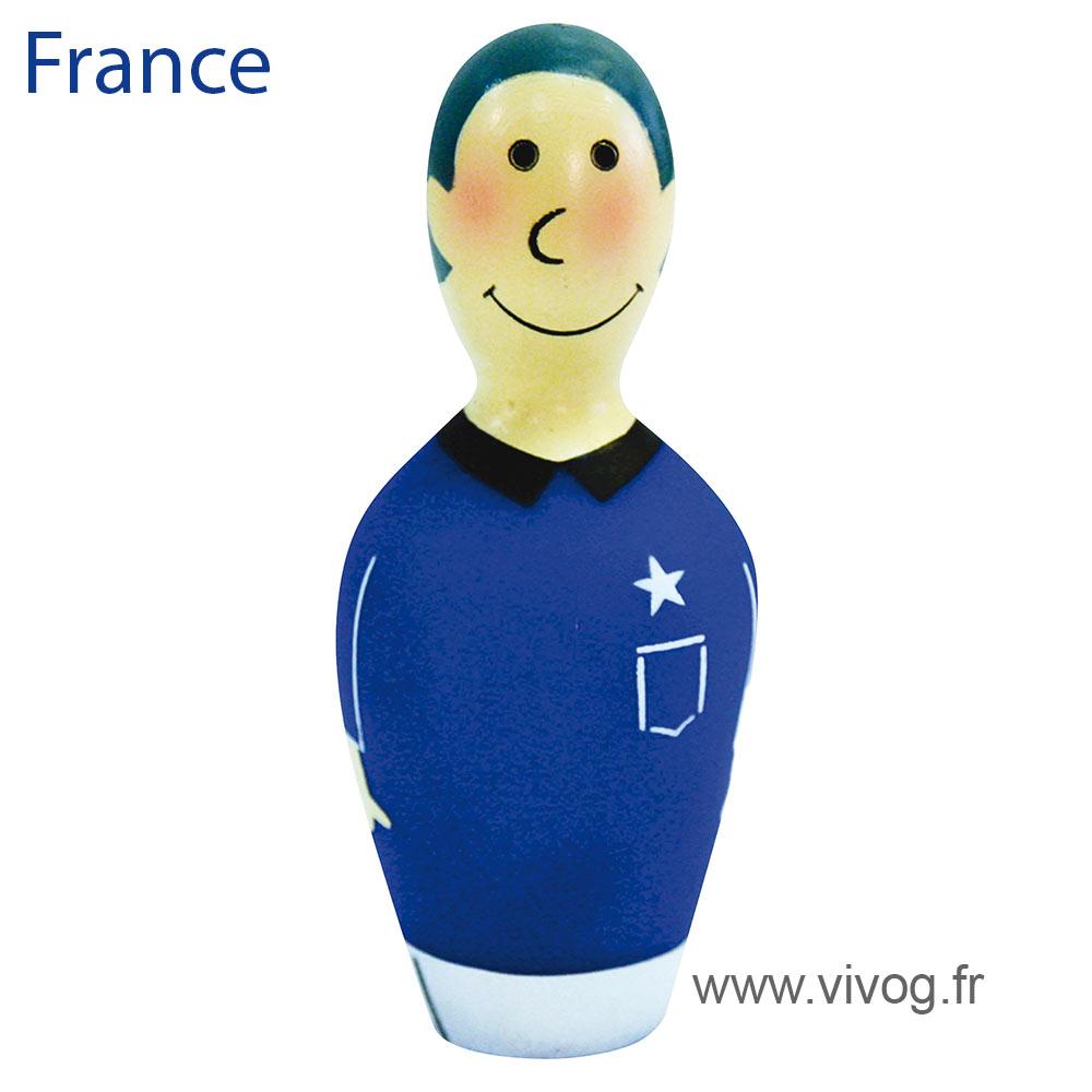 Dog Toy - Bowling football team - France
