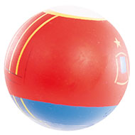 More informations about: Dog Toy - Ball football team - Spain