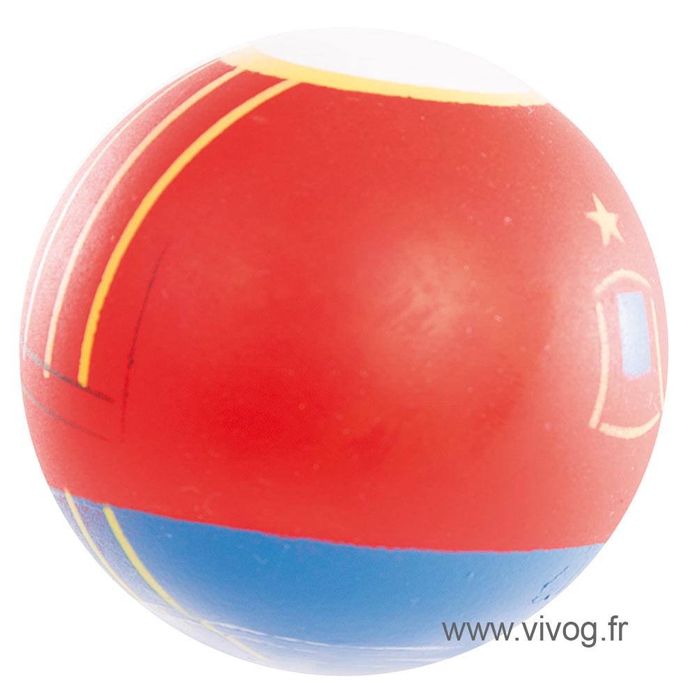 Dog Toy - Ball football team - Spain