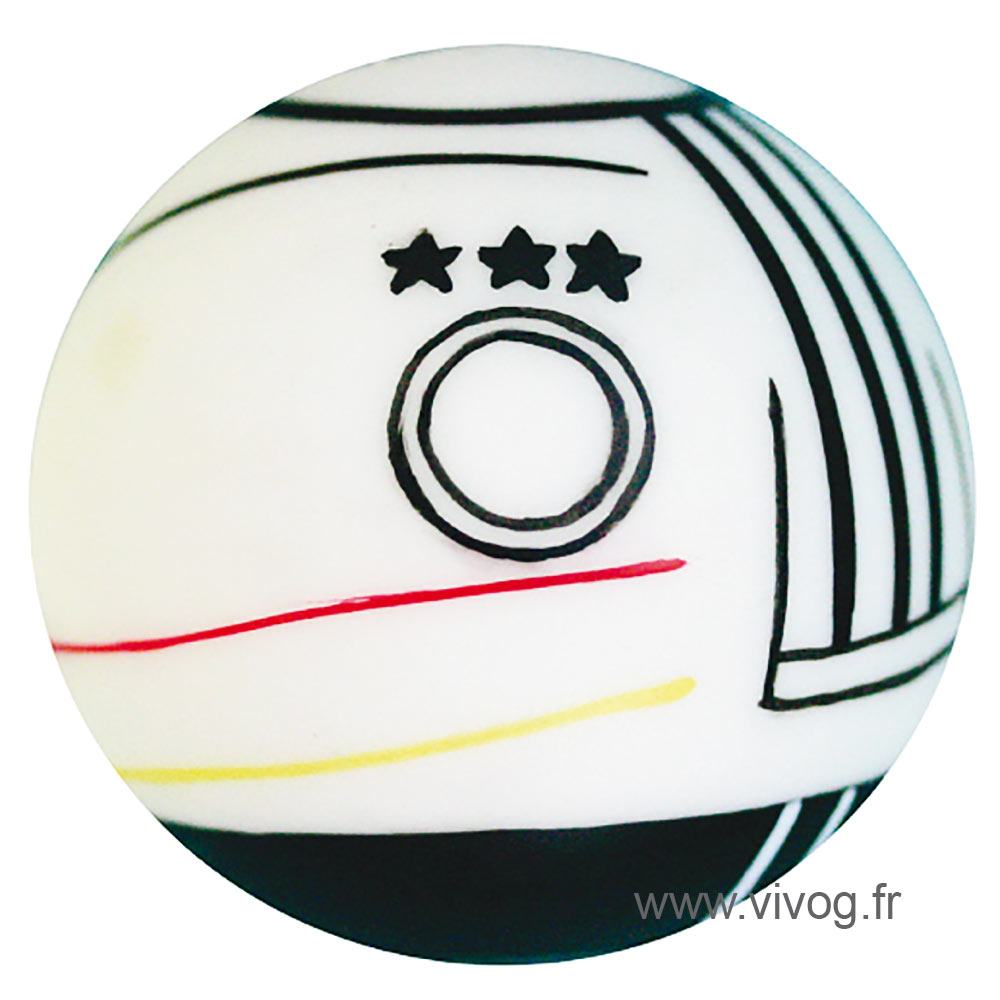 Dog Toy - Ball football team - Deutchland