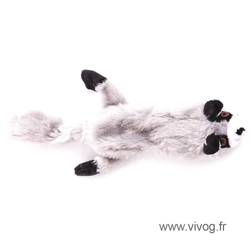 Dog Toy - Plush crushed sound - Fox
