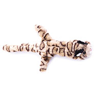 More informations about: Dog Toy - Plush crushed sound - Leopard