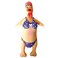 Dog toy - chicken folies - Frida