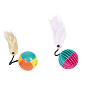 More informations about: Cat toy - 2 balls night