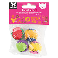 More informations about: Cat Toys - 2 Felt balls