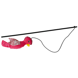 Cat Toys - Fishing Rod canacats - Dingo bird