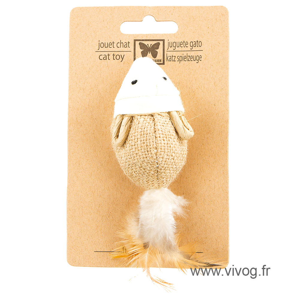 Cat toy - mouse