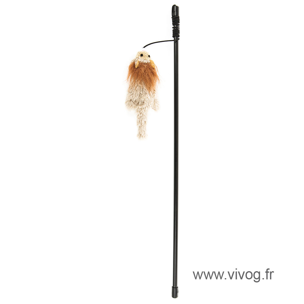 Cat Toys - Fishing Rod canacat - Lion